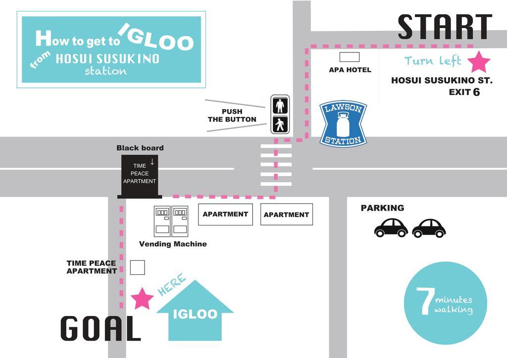 Igloo Map