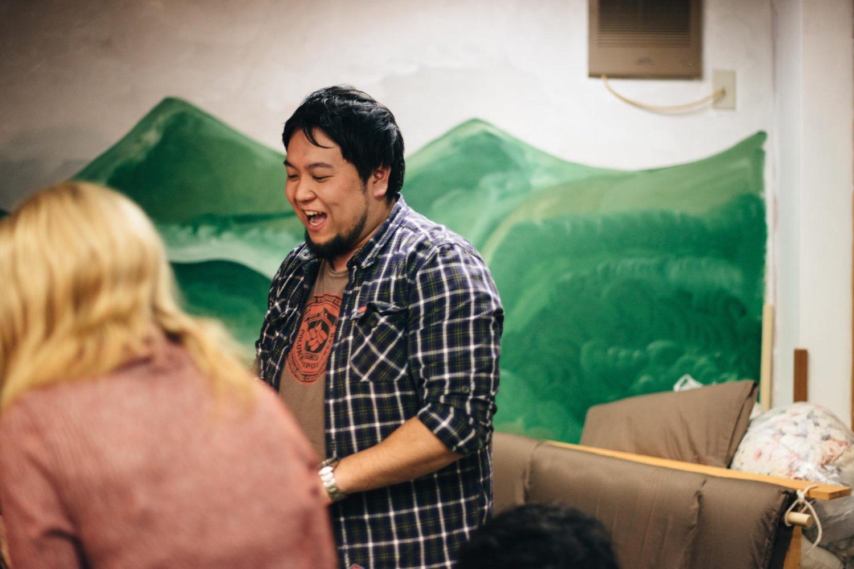 Social Bus Director, Ochan