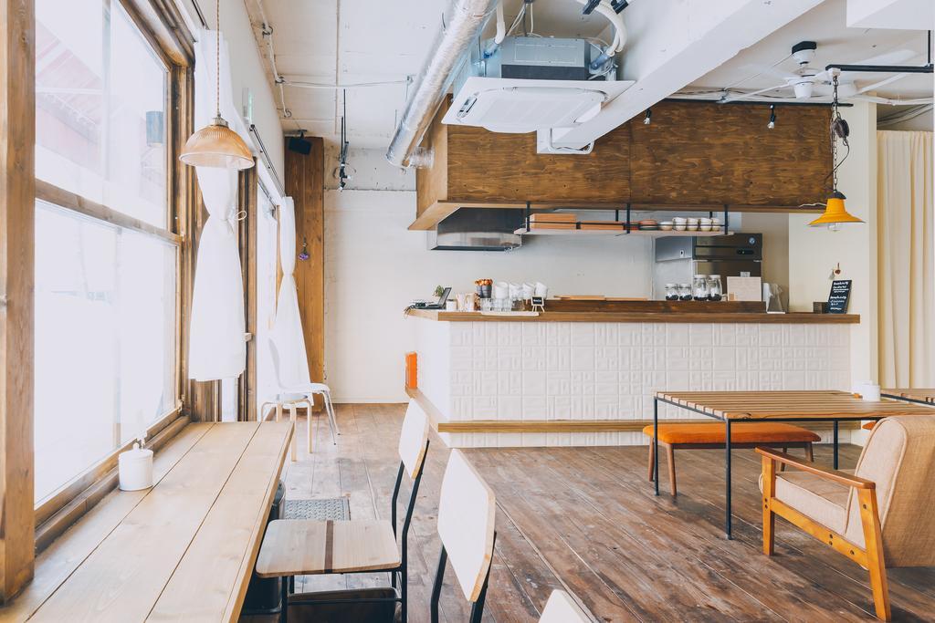 mezamashi cafe front