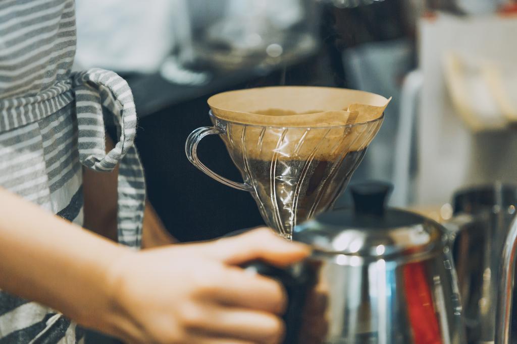 Mezamashi coffee