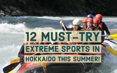extreme sports hokkaido