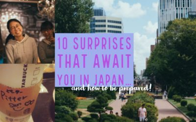 10 surprises that await you in Japan