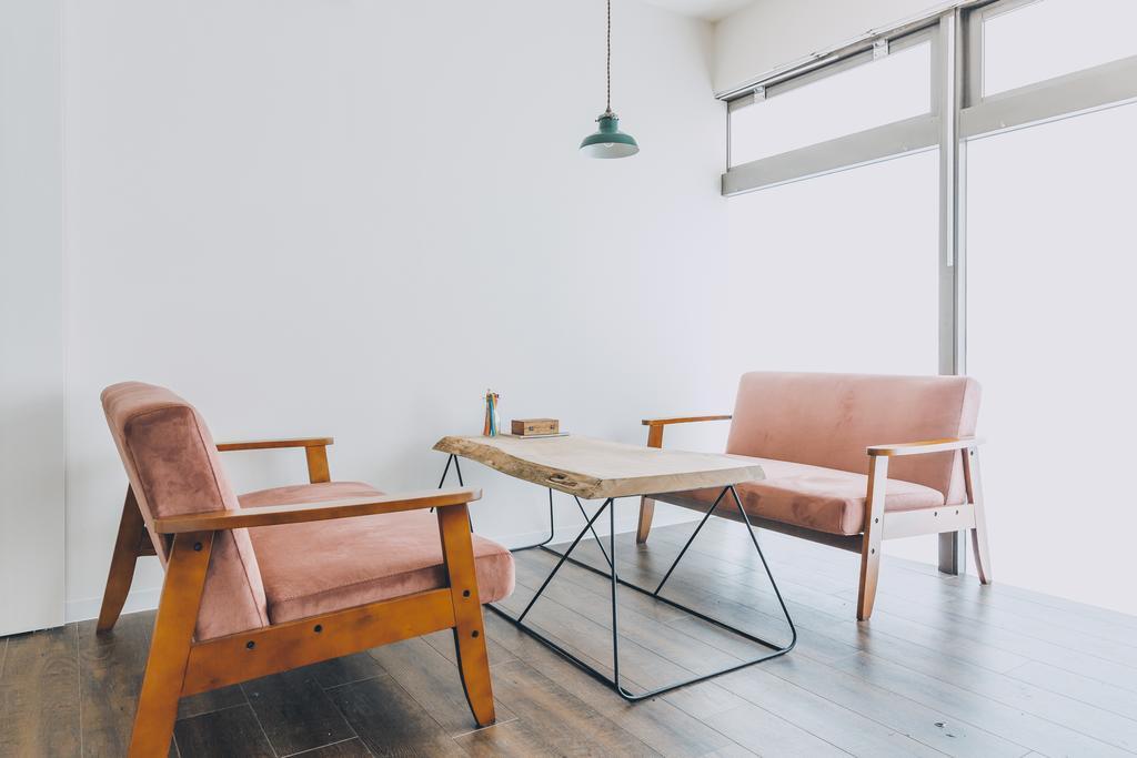 Mezamashi lounge