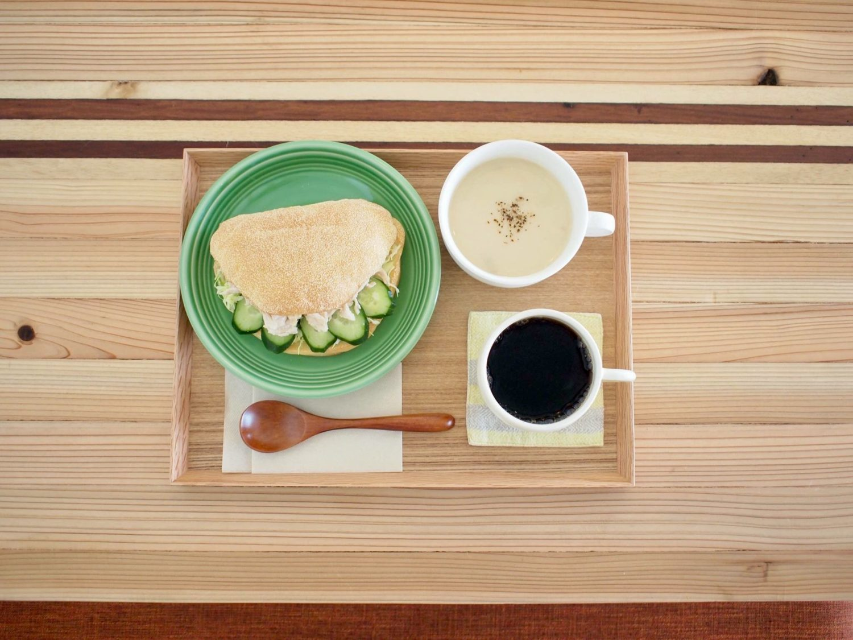 Mezamashi set menu