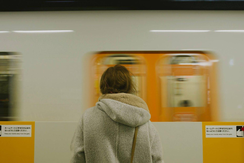 Sapporo subway - social bus