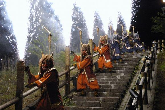 Noboribetsu 'Hell' Festival