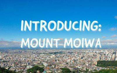 Mount moiwa header